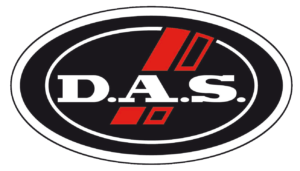 D.A.S. Audio logo