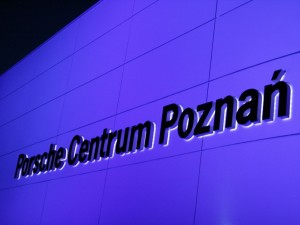 Porshe Poznań