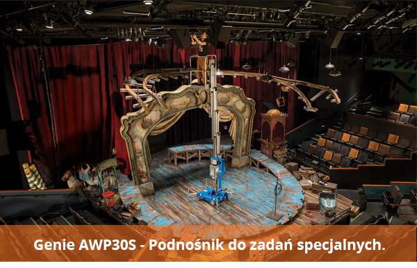 GENIE AWP30S